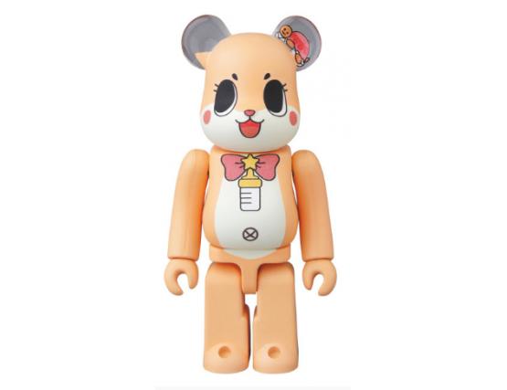 Bearbrick - Artist Otter Chi-tan Series 37 100%